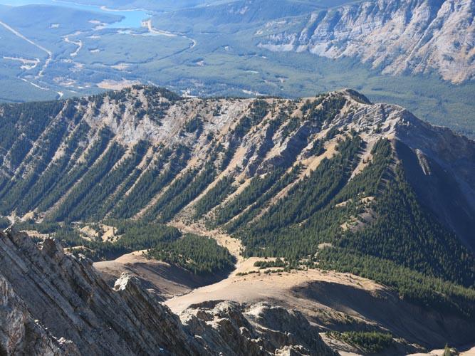 Hood_IMG_3139_King Ridge (view SW from Mount Hood)