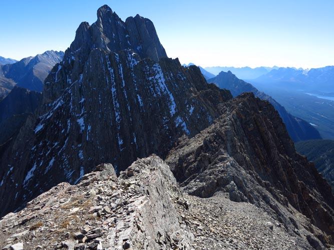 Hood_IMG_3158_Mount Brock (view S from Mount Hood)