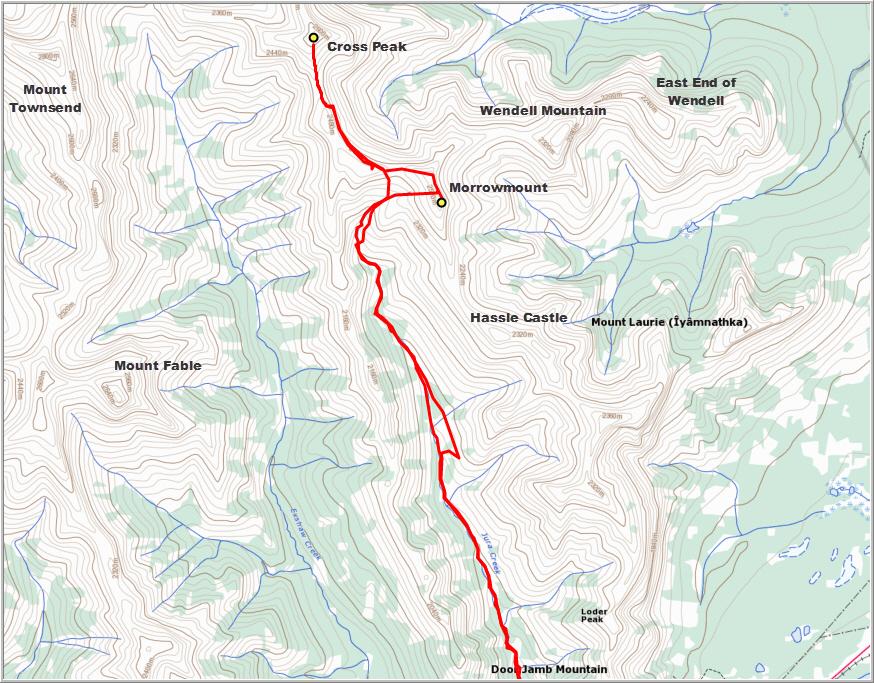 Cross-Peak_Map