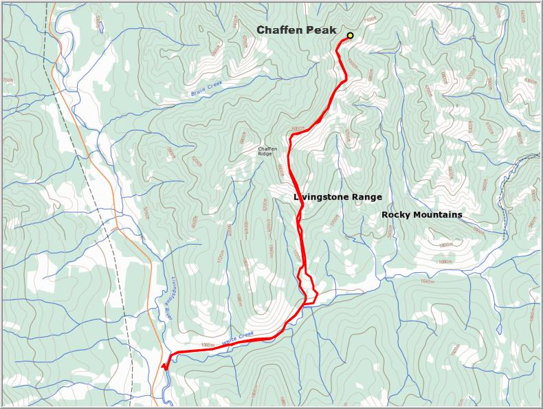 Chaffen_Map